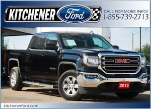 2016 GMC Sierra 1500 SLE 4WD/CAMERA/PWR GROUP/ONLY 25k KM'S