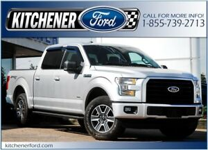 2016 Ford F-150 XLT XLT/4WD/TOW PKG/CAMERA/PWR GROUP