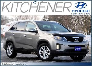 2015 Kia Sorento EX // AUTO // AWD // LEATHER //