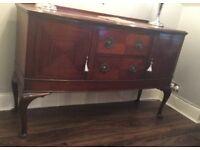 Vintage/Victorian mahogany sideboard