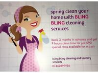 Domestic and commercial cleaning company no agency fees