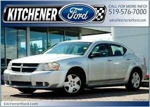 2010 Dodge Avenger SE SE/ONLY 119K KM'S/PWR SEATS, LOCKS, WIN...