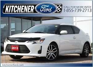 2015 Scion tC NAVI/ROOF/HTD MIRRORS/HTD SEATS/PWR LOCKS&WINDOWS