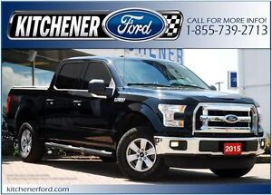 2016 Ford F-150 XLT/4WD/TOW PKG/CAMERA/PWR LOCKS&WINDOWS