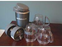 NUTRiBULLET 600 Series Extractor Blender, 0.68 L, 600 W – Graphite