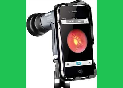 Welch Allyn Iexaminer Adopter For Panoptic Ophthalmoscope