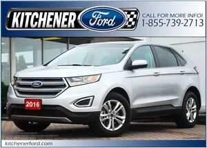 2016 Ford Edge SEL SEL/ONLY 9K!/AWD/LEATHER/NAVI/PANO ROOF/TO...