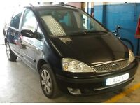 Ford Galaxy 1.9 tdi 6 speed vw engine 7 seater Diesel 2002 same as Sharan / Alhambra