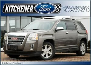 2011 GMC Terrain SLT-2 AWD/LEATHER/SUNROOF/HTD SEATS/PWR GROUP