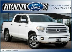 2014 Toyota Tundra ONLY 36K! LEATHER/NAVI/CAM/V8/4WD/TOW PKGE...
