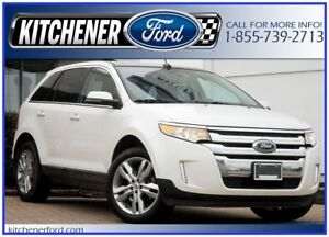 2014 Ford Edge Limited Limited/AWD/PANO ROOF/CAMERA/HTD SEATS...
