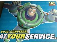 Buzz Lightyear Wall Canvas
