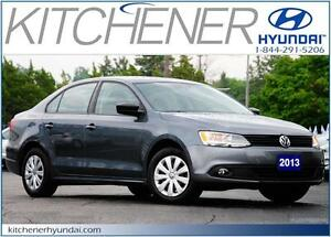 2013 Volkswagen Jetta Sedan TRENDLINE // MANUAL // AC // POWER G