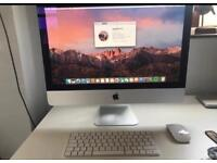 Apple iMac 2017 Model Excellent condition (NEW)