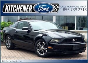 2014 Ford Mustang V6 V6/DUAL SS EXHAUST/66K KM'S/QUICK! GREAT...