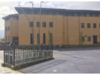 Newly refurbished offices and business rooms in Glasgow opposite Mary Hill Burgh Halls
