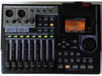 Fostex VF08 Digital Multitrack Recorder