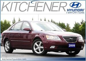 2009 Hyundai Sonata SPORT // AUTO // AC // POWER SUNROOF //