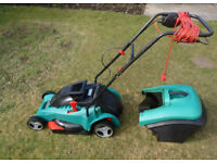 Bosch Rotak 40 Lawn Mower - Excellent condition - only cut grass for two season - original blade