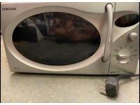 FREE Samsung microwave