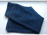 Gap Long and Lean Ladies Denim Jeans, UK 8