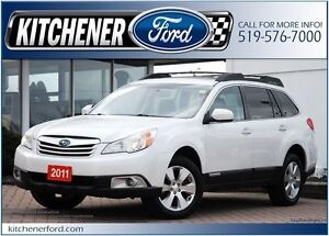 2011 Subaru Outback 3.6 R 3.6 R/ALLOYS/HTD SEATS/AWD/SUNROOF/...
