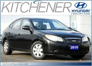 2010 Hyundai Elantra GL // AS TRADED // MANUAL // AC // POWER...