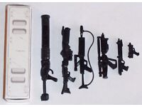 Star Wars action figure weapons pack
