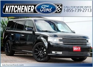 2017 Ford Flex Limited **LEATHER/PANO ROOF/NAVI/CAMERA/& MORE!
