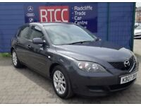 2007 Mazda3 1.6 TS2 5dr Hatchback, One Previous Owner, 3 Months AU Warranty, Low Mileage, £1,945 ONO