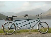 Tandem Bike - Thorn Discovery - in mint conditions