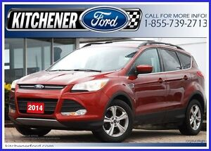 2014 Ford Escape SE 4WD/CAMERA/SIRIUS/TOW PKG/PWR GROUP