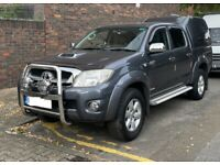 Low Mileage Toyota, HILUX, 2982 (cc) with many additional features!