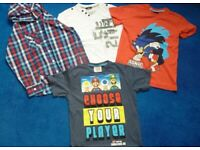 Boys Age 7-8 Clothing bundle All in Excellent, New/ hardly worn condition.
