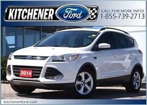 2014 Ford Escape SE LEATHER/CAMERA/NAVI/PANO ROOF/HTD MIRRORS