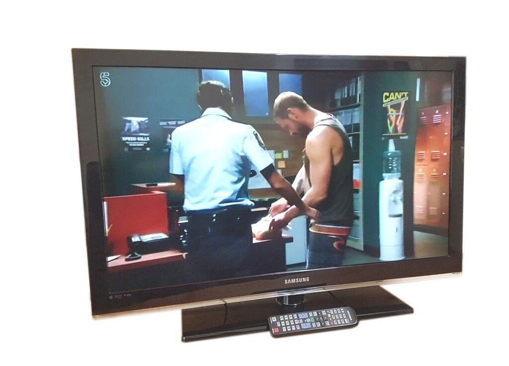 SAMSUNG 40INCH LCD TV FREEVIEW 1080P
