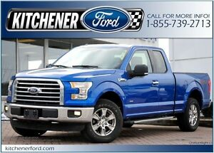 2015 Ford F-150 XLT/CAMERA/TOW PKG/SIRIUS/PWR LOCKS&WINDOWS