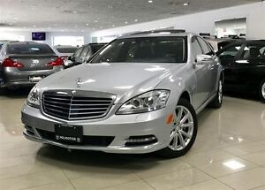 2012 Mercedes-Benz S-Class S 550 4MATIC ADDAPTIVE CC FULLY LOADE