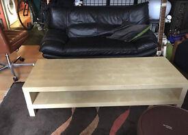 Long Coffee table Ikea