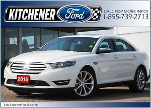 2016 Ford Taurus Limited *LEATHER/SIRIUS/HTD SEATS/HTD MIRROR...