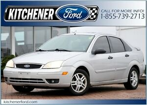 2006 Ford Focus ZX4 S ZX4 S/SUNROOF/HEATED SEATS/PIONEER AUDI...