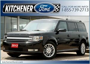 2013 Ford Flex SEL HEATED SEATS & MIRRORS/7 PSSNGR/SIRIUS/PWR...