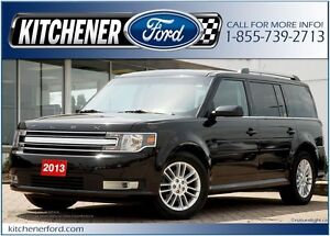 2013 Ford Flex SEL HTD SEATS/HTD MIRRORS/SIRIUS/PWR GROUP