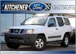 2006 Nissan Xterra **AWD/PWR SEAT/TOW PKG/ROOF RACK/PWR WINDO...