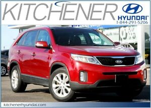 2014 Kia Sorento EX // LEATHER // AWD // PANORAMIC ROOF //