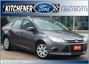 2014 Ford Focus SE WINTER PKG/HTD SEATS&MIRRORS/PWR LOCKS&WIN...
