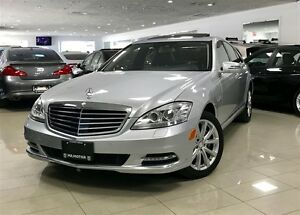 2012 Mercedes-Benz S-Class S 550 4MATIC|ADDAPTIVE CC|FULLY LOADE