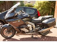BMW K1600 GT SE Flagship bike awesome power (158 bhp) plus comfort