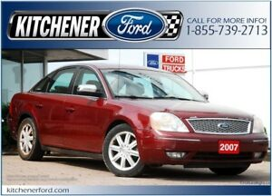 2007 Ford Five Hundred Limited LEATHER/ROOF/HTD SEATS/ADJ PDL...
