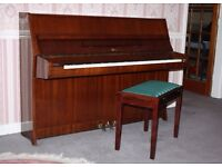 Lenberg Overstrung upright piano